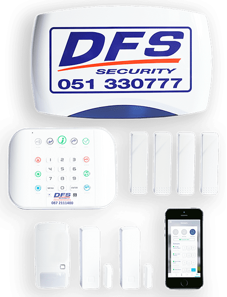 dfs security kit